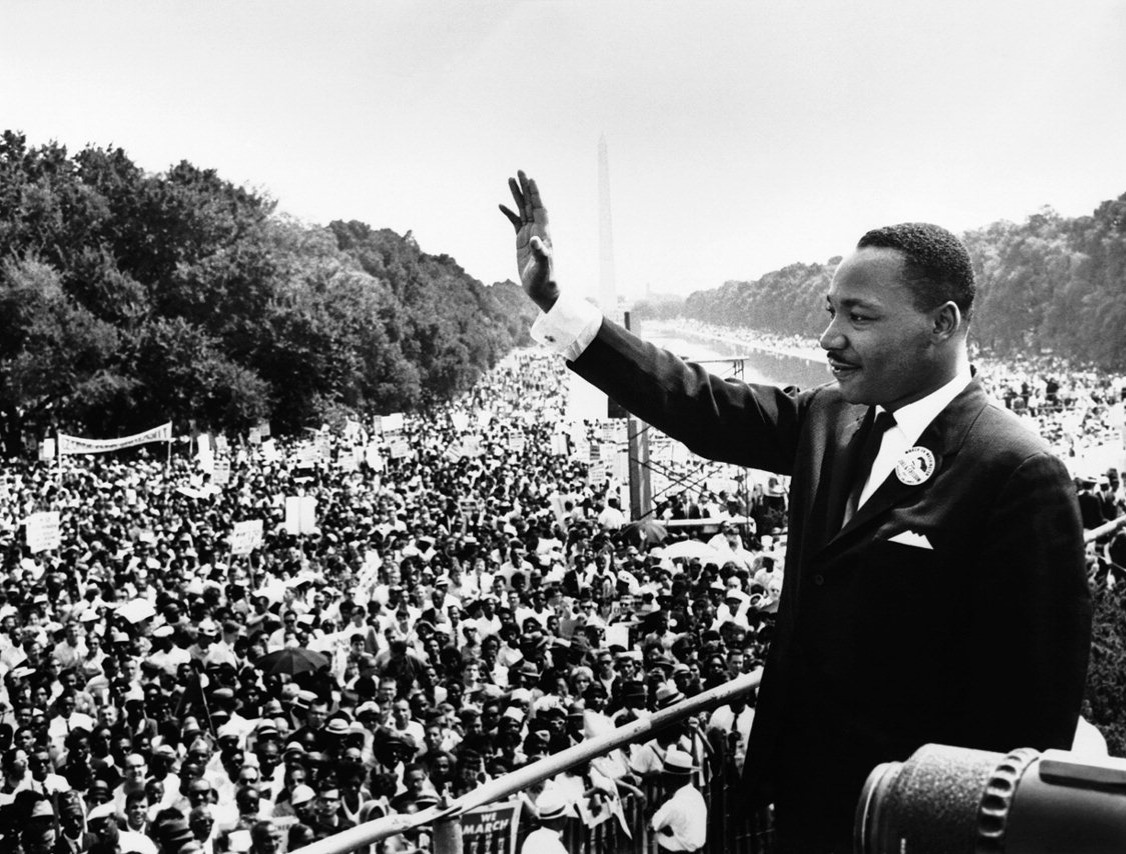 My March with Dr. King